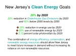 new jersey s clean energy goals