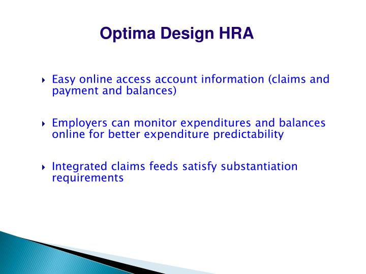 Easy online access account information (claims and payment and balances)
