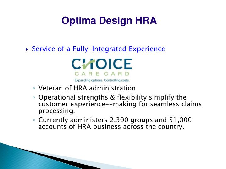 Service of a Fully-Integrated Experience