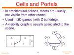 cells and portals