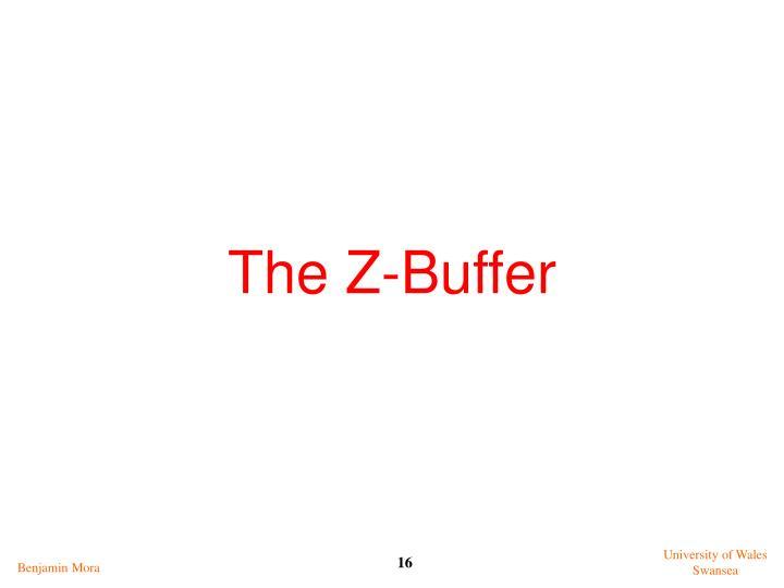 The Z-Buffer