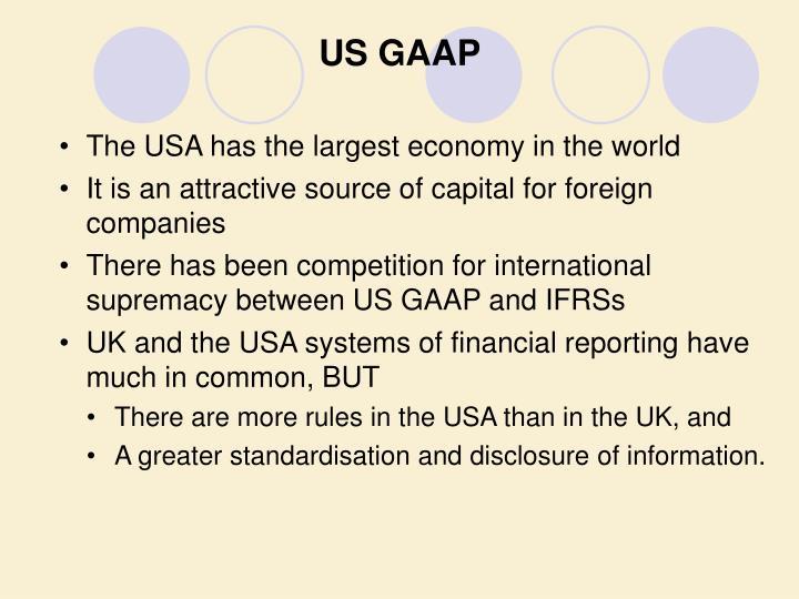US GAAP