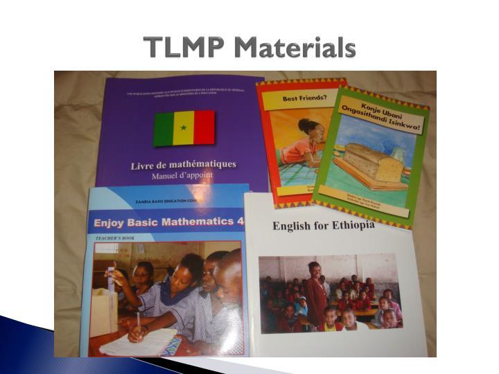 TLMP Materials