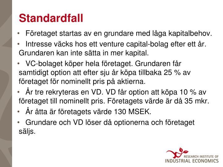 Standardfall