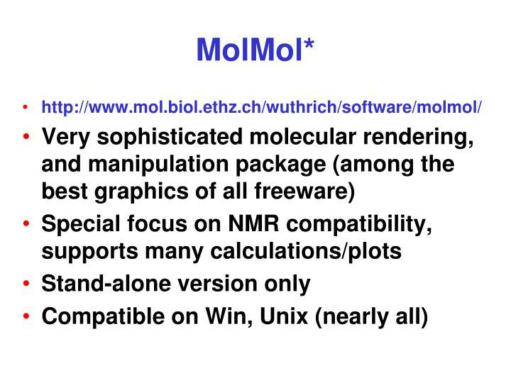 MolMol*