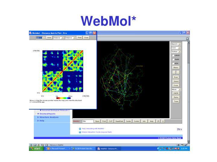 WebMol*