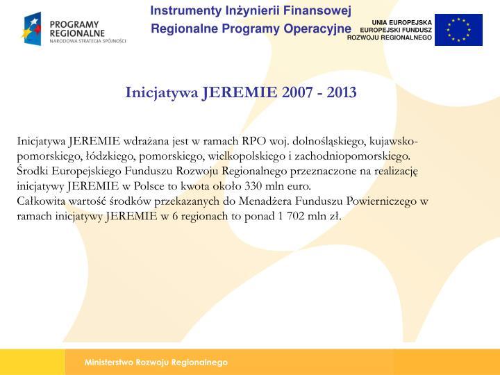 Instrumenty Inżynierii Finansowej