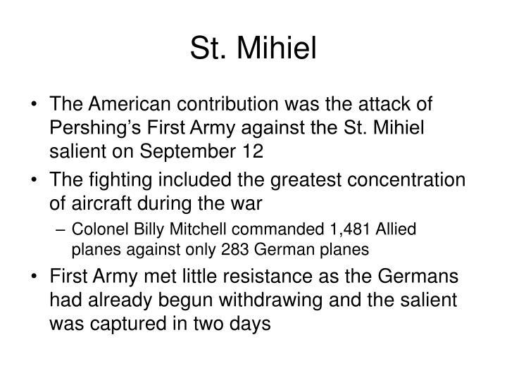 St. Mihiel