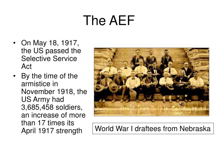 The AEF