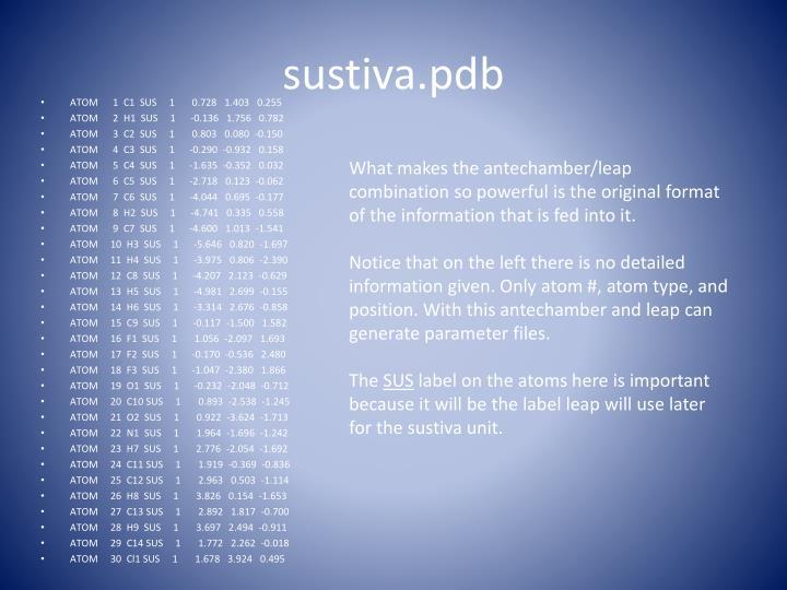 sustiva.pdb