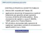 ppp istituzionalizzato1