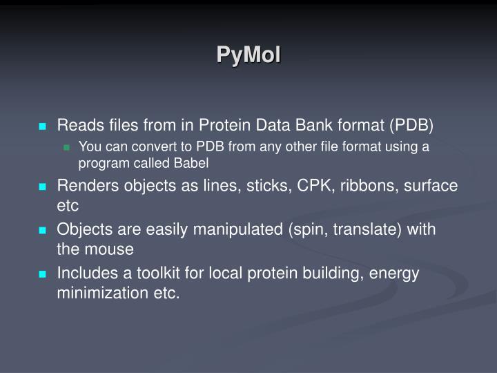 PyMol