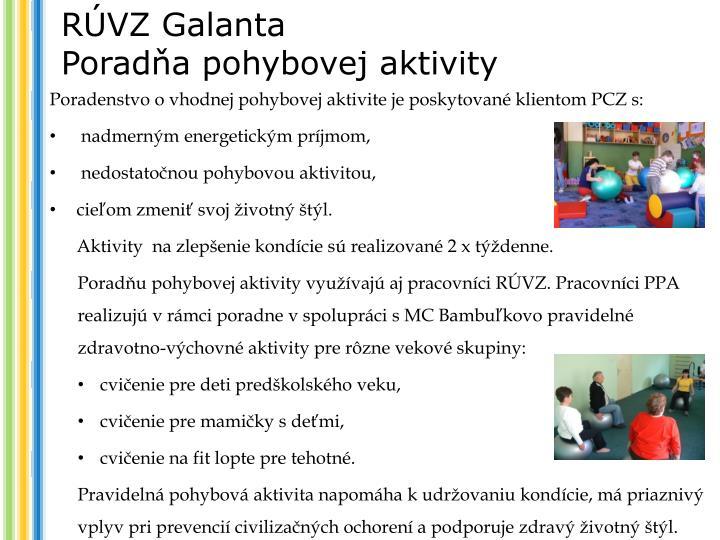 RÚVZ Galanta