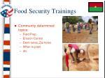 food security trainings1