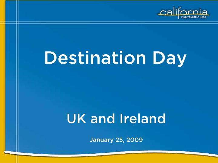 Destination Day