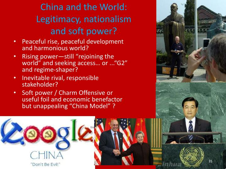 China and the World: