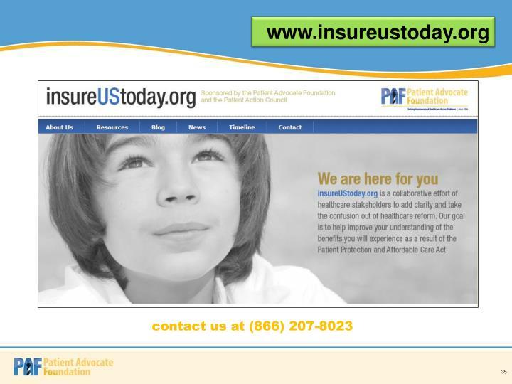 www.insureustoday.org