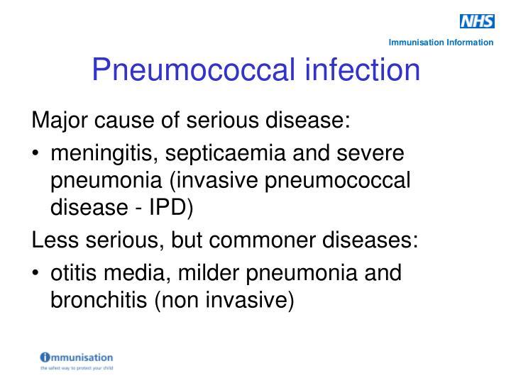 Major cause of serious disease: