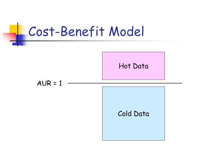 Cost-Benefit Model