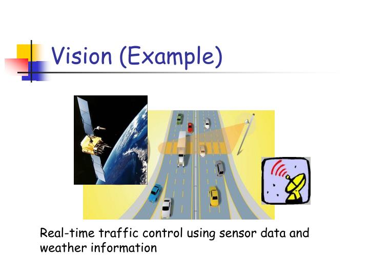Vision (Example)
