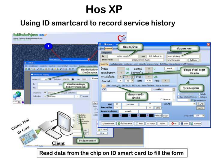Hos XP