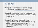 di di adx
