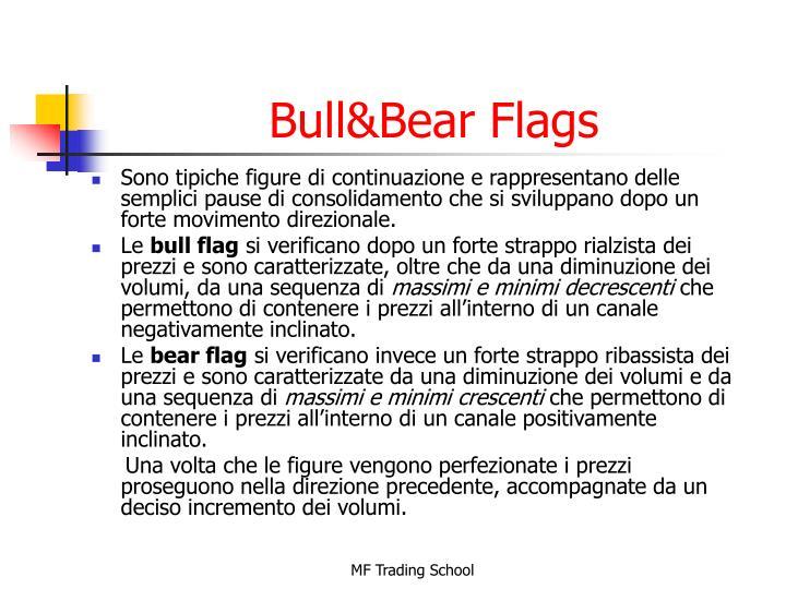 Bull&Bear Flags