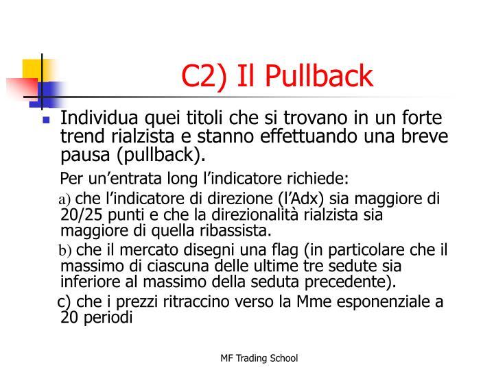 C2) Il Pullback