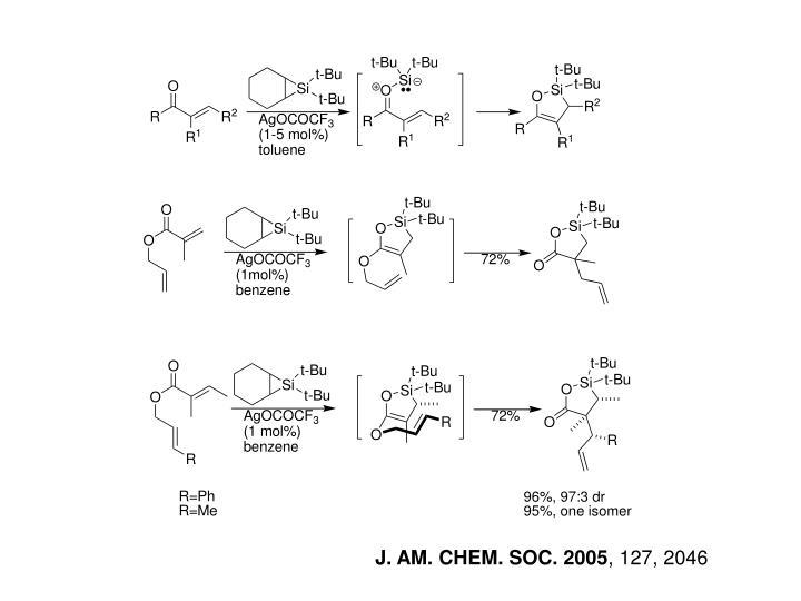 J. AM. CHEM. SOC. 2005