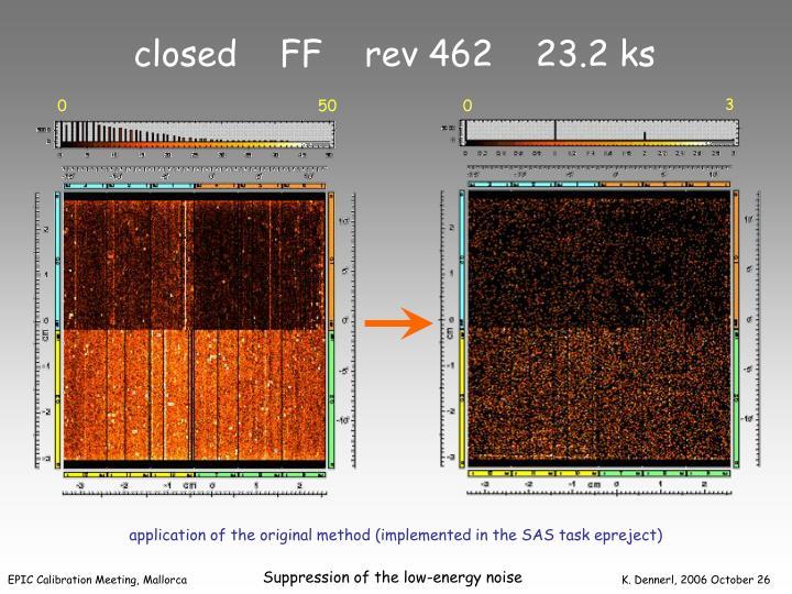 closed    FF    rev 462    23.2 ks