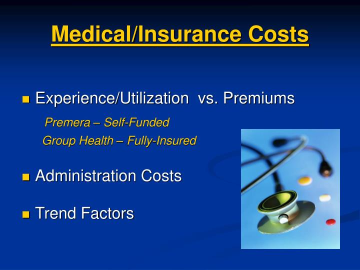 Medical/Insurance Costs