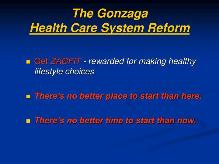 The Gonzaga