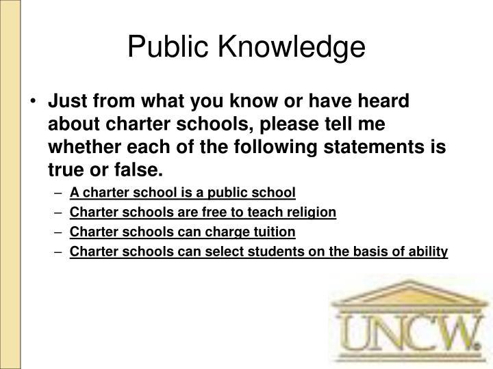 Public Knowledge