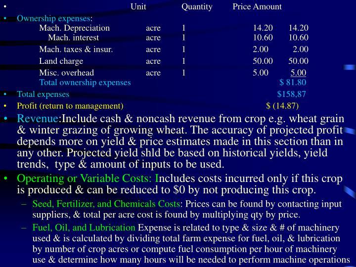 UnitQuantity       PriceAmount