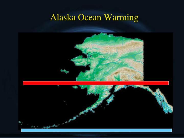 Alaska Ocean Warming