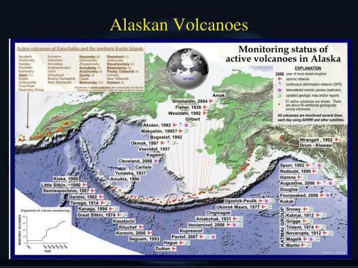 Alaskan Volcanoes