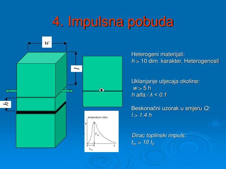 4. Impulsna pobuda