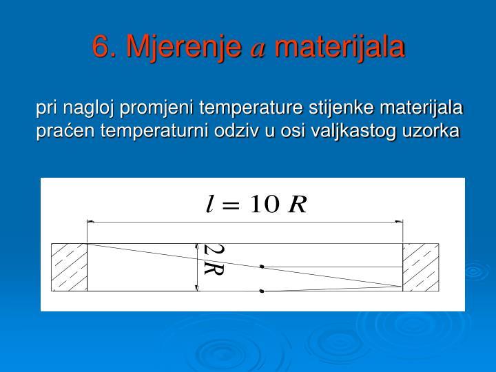 6. Mjerenje