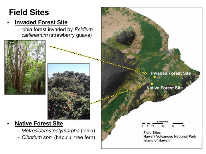 Field Sites