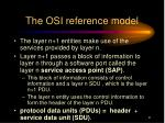 the osi reference model2