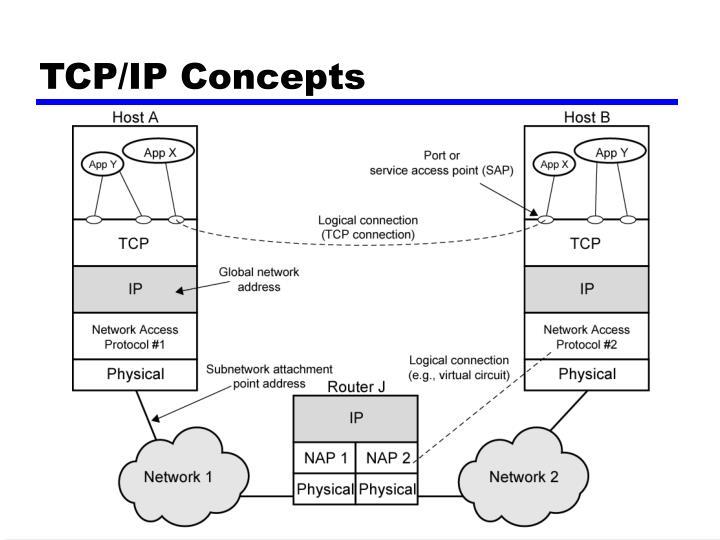 TCP/IP Concepts