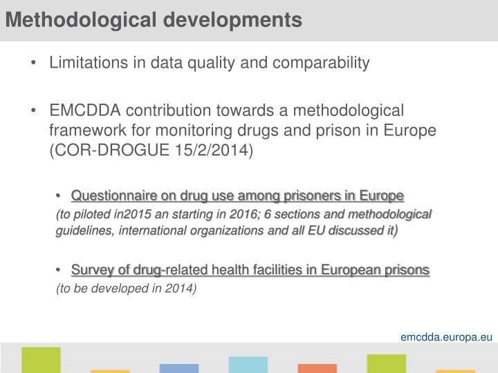 Methodological developments