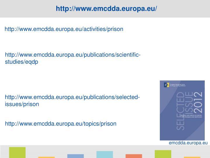 http://www.emcdda.europa.eu/