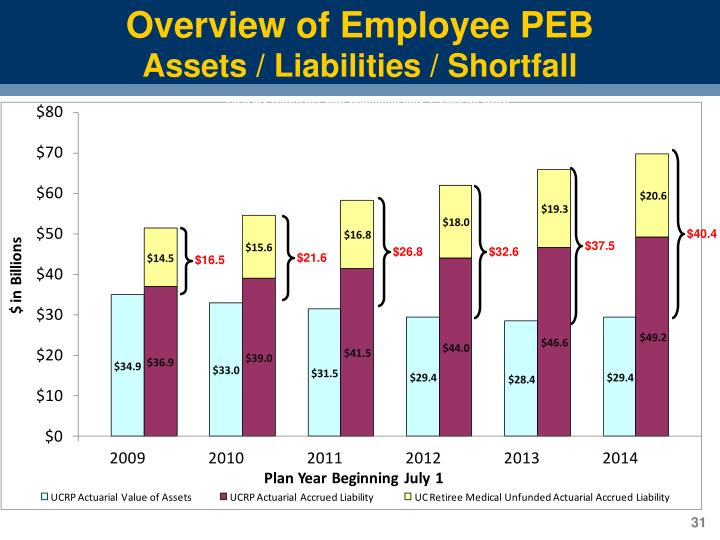Overview of Employee PEB