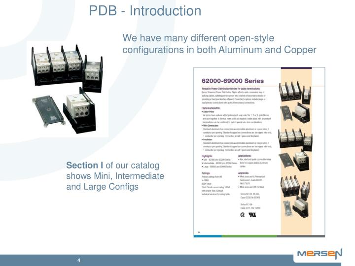 PDB - Introduction