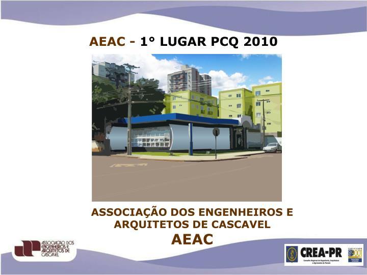 AEAC -
