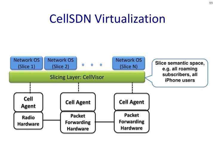 CellSDN Virtualization