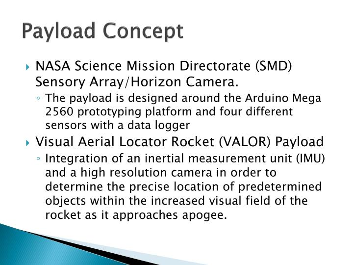 Payload Concept