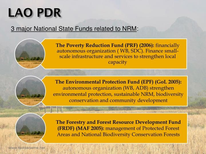 The Environmental Protection Fund (EPF) (