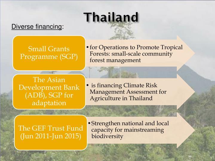 The GEF Trust Fund (Jun 2011-Jun 2015)
